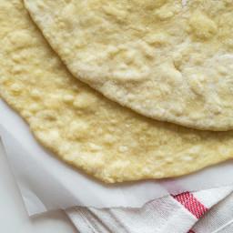 spelttortillassquare 7275 256x256   Easiest 5 Ingredient Spelt Flatbread