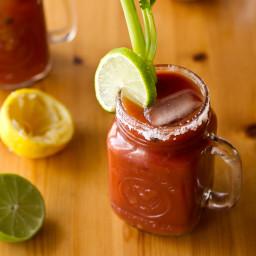 IMG 7626 256x256   Homemade Vegan Caesar Cocktail