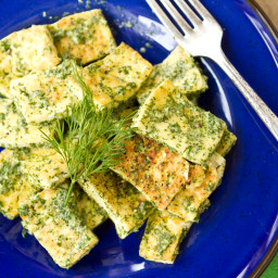 IMG 8180 256x256   Easy Lemon Dill Tofu